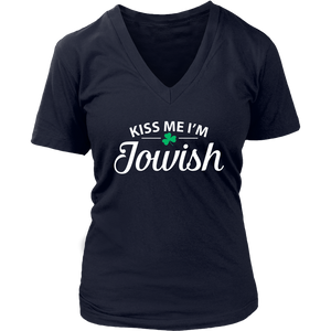 St Patricks Day Shirt For Iowa Kiss Me I'm Iowish