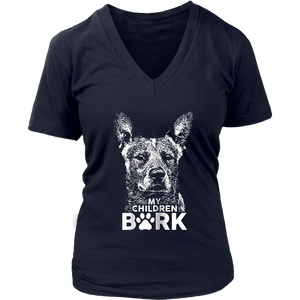 My children bark shirt