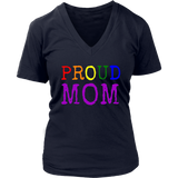LGBT Proud Mom Gay Pride Mom Shirt