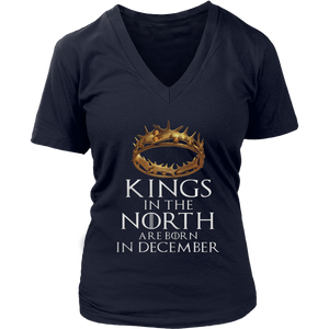 kings Are Born In November Tee Shirt
