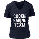 Cookie Baking Team Captain Christmas TShirt