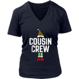 Cool Cousin Crew Tshirt for Men, Women