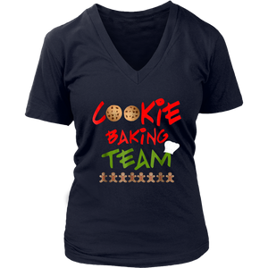 Christmas Cookie Baking T-Shirt