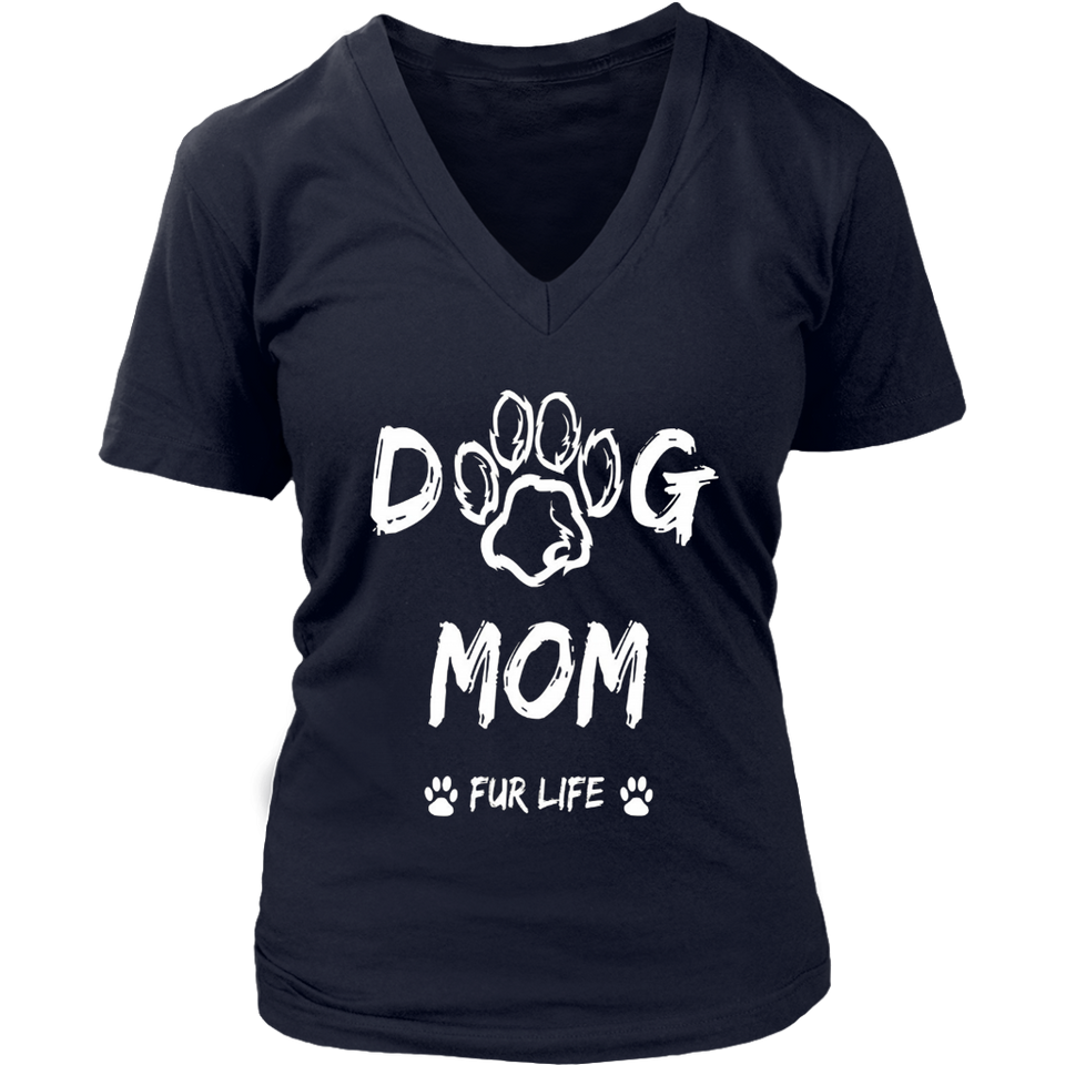 Dog Mom Fur Life Shirt