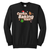 Cookies Baking Team Sweatshirt