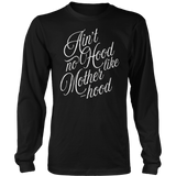 Aint no hood like Motherhood Mothers Day Gift T-Shirt