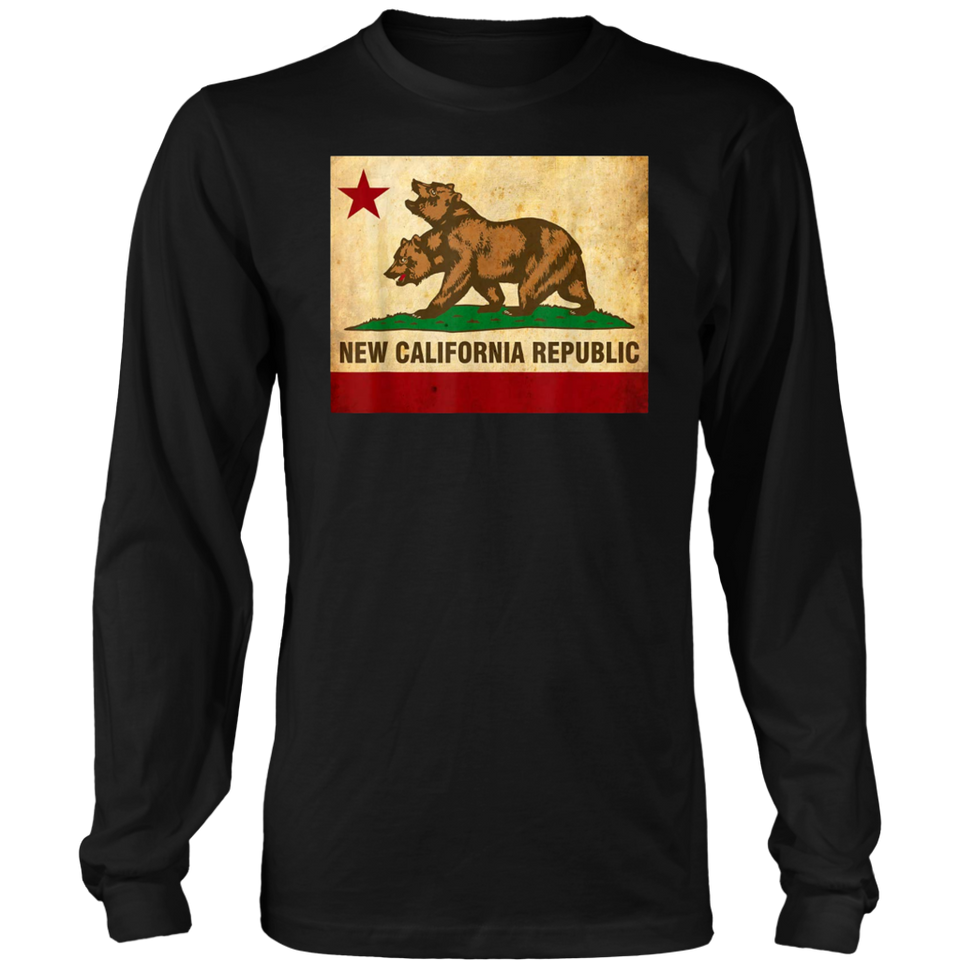 New California Republic T-Shirt