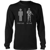 Your Dad My Dad Shirt funny SHirt
