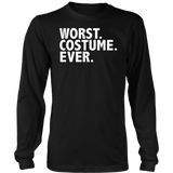 Worst Costume Ever T-Shirt