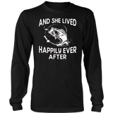 And She Lived Happily Ever After TShirt