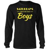 Boys Funny Saturdays Are For The Beers Shirt