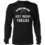 Dad and Son Best Friends For Life T-shirt