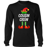 Cousin Crew T-Shirt Christmas tee