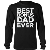 Best Bonus Dad Ever T-Shirt