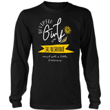 November Girls Are Sunshine Mixed With a Little Hurricane TShirt