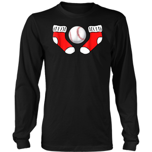 Sox T-Shirt Christmas T-Shirt