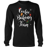Christmas Cookie Baking T-Shirts