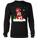 Dabbing Through The Snow T-Shirt
