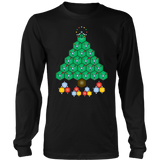 Oh Chemist Tree Hohoho Women Men Shirts