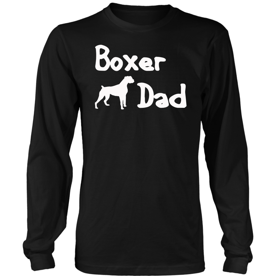Boxer Dad Shirt