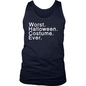 Worst Costume Ever TShirt