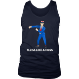 July 4th Uncle Sam Floss Dance Shirt