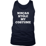 Ninjas Stole My Costume T-Shirt Halloween Shirt