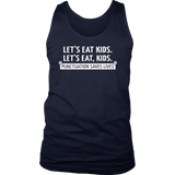 Let's Eat Kids. Let's Eat, Kids. Punctuation Saves Lives