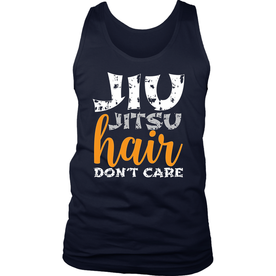 Jiu Jitsu Hair Don't Care Shirt