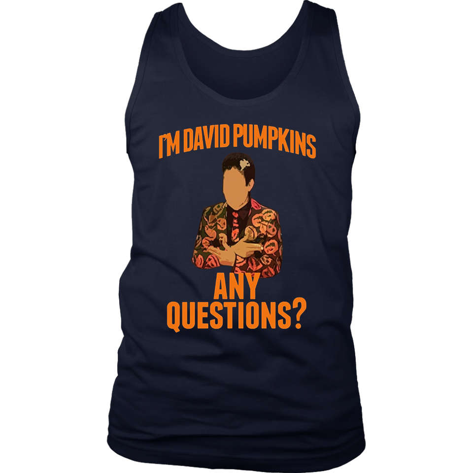 David Pumpkins T-Shirt