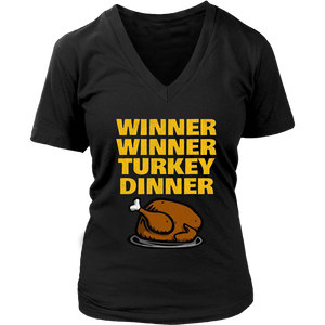 Winner Winner Turkey Dinner TShirt