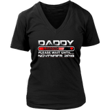 Daddy To Be November T-Shirt