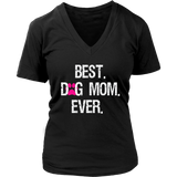 Dog mom shirts for women best dog mom ever best mom ever