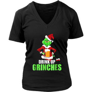 Drink Up Grinches T-Shirt