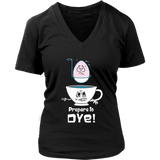 Prepare to Dye - Funny Easter Eggs Tshirt