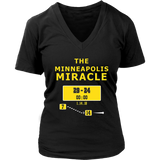 The Minneapolis Miracle t-shirt