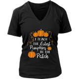 I teach the cutest pumpkin in the patch Shirt
