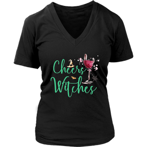 Cheers Witches TShirt Halloween Tee Shirt