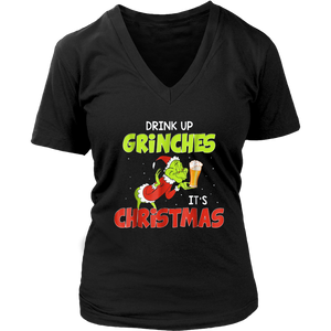 Drink Up Grinches Shirts