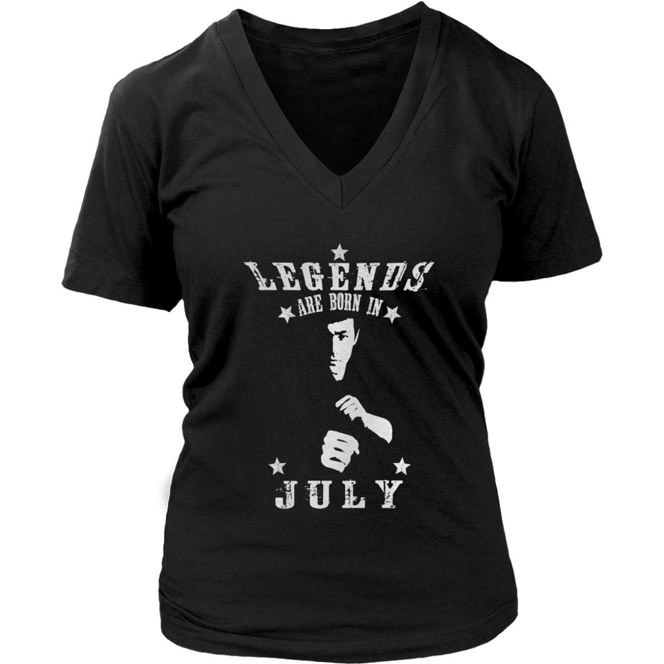 Legends Are Born In July TShirt
