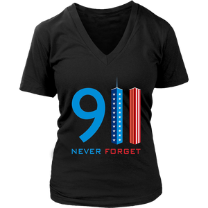 Always Remember Sept 11th Patriot Day T-shirt