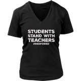 Students Stand With Teachers T-Shirt