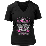 I'm A September Woman TShirt
