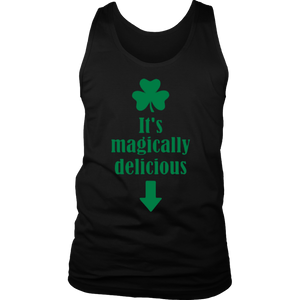It's Magically Delicious Funny St.Patrick's Day T-shirt