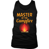Funny Scouting Master of the Campfire T-Shirt