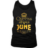 Queens Are Born In June TShirt