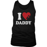 I Love My Daddy T-shirt funny shirt