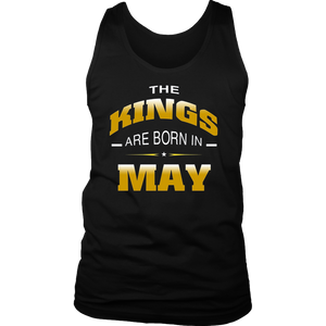 Kings Are Born In May TShirt