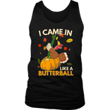 Funny Thanksgiving Shirt - I Came In Like A Butterball