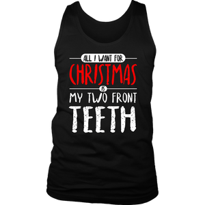 Christmas my two front teeth Shirt
